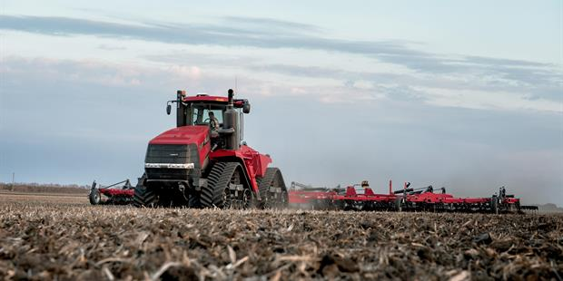 Case IH Steiger® series tractors set industry records for fuel efficient power and deliver a proven record of performance and productivity.